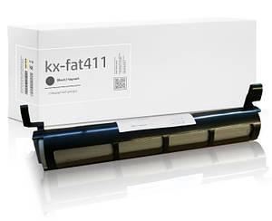 Совместимый картридж Panasonic KX-FAT411 / FAT411A (FAT411A7) , чёрный, 1.500 копий, аналог от Gravitone