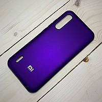 Чехол Silicone Case Xiaomi Mi CC9e/Mi A3 Фиолетовый, фото 1