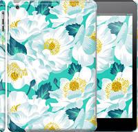 "Чехол на iPad 5 (Air) цветочный узор м5 ""2501c-26"""