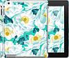"""Чехол на iPad 2/3/4 цветочный узор м5 """"2501c-25"""""""
