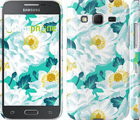 "Чехол на Samsung Galaxy Core Prime G360H цветочный узор м5 ""2501c-76"""
