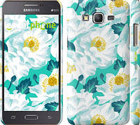"Чехол на Samsung Galaxy Grand Prime G530H цветочный узор м5 ""2501c-74"""