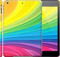 """Чехол на iPad 5 (Air) Радужные полоски """"2386c-26"""""""