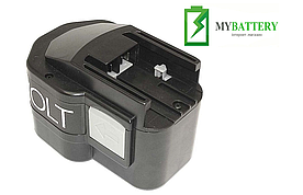 Аккумулятор для шуруповерта AEG B12 2100 mAh 12 V черный