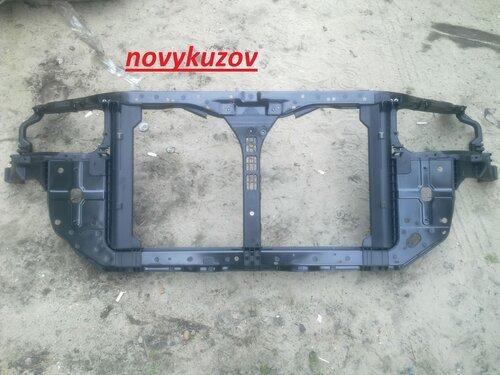 Панель передняя на Hyundai Sonata