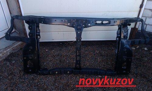 Панель передняя на Kia Sportage