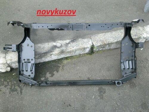 Панель передняя на Nissan Qashqai