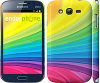 """Чехол на Samsung Galaxy Grand Duos I9082 Радужные полоски """"2386c-66"""""""