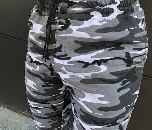 Мужские спортивные штаны камуфляж РАСПРОДАЖА Размер XXL, фото 2