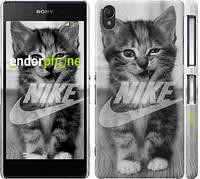 "Чехол на Sony Xperia Z2 D6502/D6503 Спортивный котик ""2715c-43"""