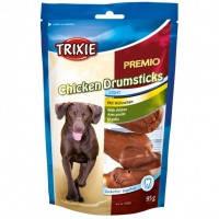 Тrixie PREMIO Chicken Drumsticks лакомство для собак кальциевые кости с курицей 95г, 5шт.