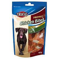 Тrixie PREMIO Chicken Bites лакомство для собак с мясом цыпленка, 100г