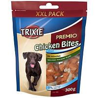 Тrixie PREMIO Chicken Bites лакомство для собак с мясом цыпленка, 300г