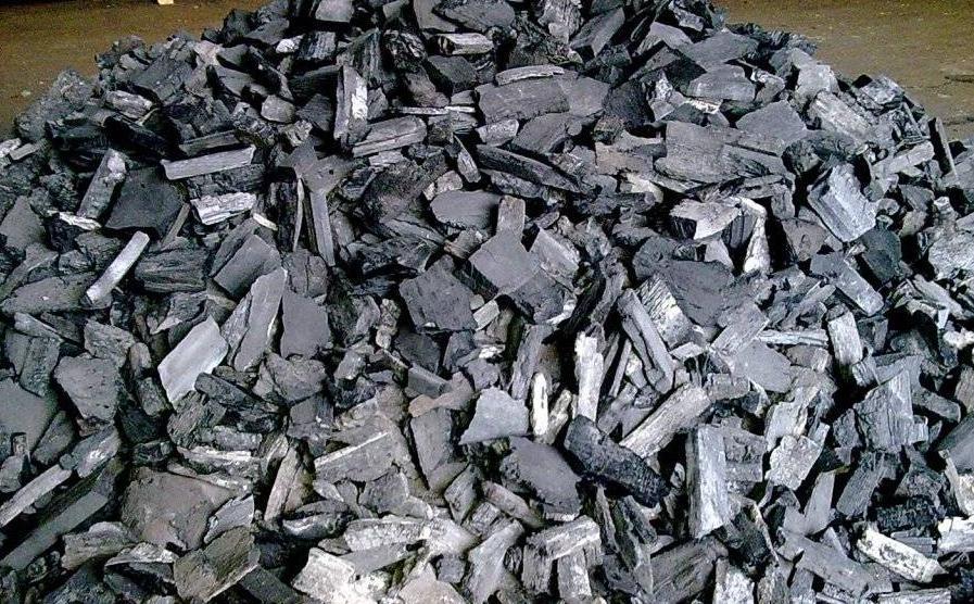 Деревне вугілля