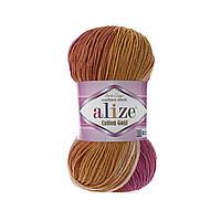 Пряжа Alize Cotton Gold Batik №7107