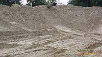 Песок мытый белый Полтава  с доставкой от 23-х тонн Полтава