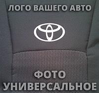 Чехлы для сидений авто универсальные Lux  - Чехлы в салон авто универсальные Lux