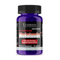 Мелатонин Ultimate NutritionMelatonin (60 капс) ультимейт мелатонин