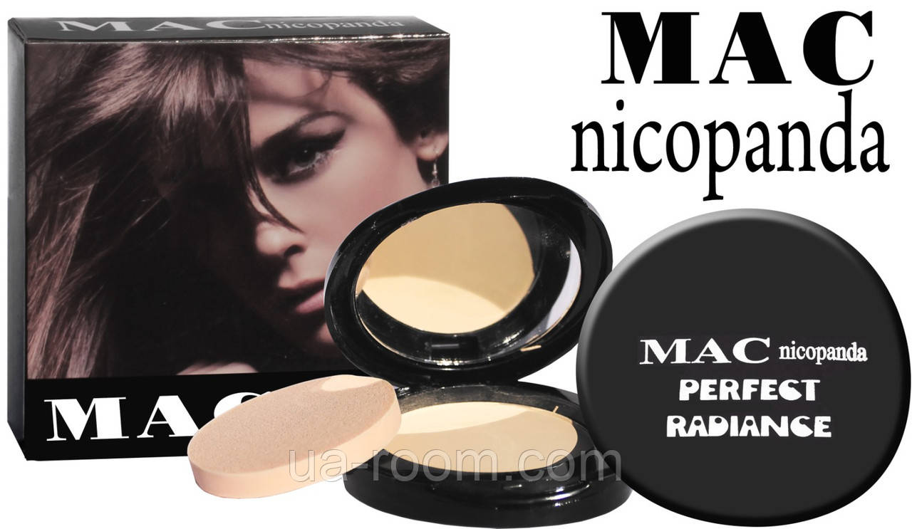 Пудра MACnicopanda Perfect Radiance, SPF 25