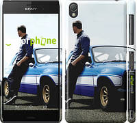 """Чехол на Sony Xperia Z3 D6603 Форсаж 6 """"2777c-58"""""""