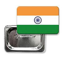 "Закатної значок ""Прапор Індії"""