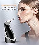 Массажер микротоковый прибор для лифтинга Anti-Aging Hot & Cold Beauty Care Device Ms.W, фото 3