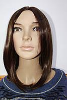 Искусственный парик cредней длинны волосы колорирование