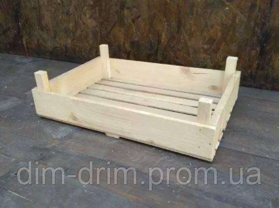 Ящик дерев'яний