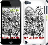 "Чехол на iPod Touch 5 Ходячие мертвецы 1 ""416c-35"""