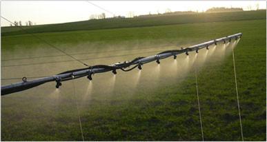 Разработка схем внесения средств защиты растений и удобрений