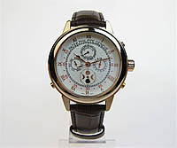 Часы Patek Philippe Sky Moon Tourbillon 42mm Gold/White/Brown. Replica: ААА., фото 1