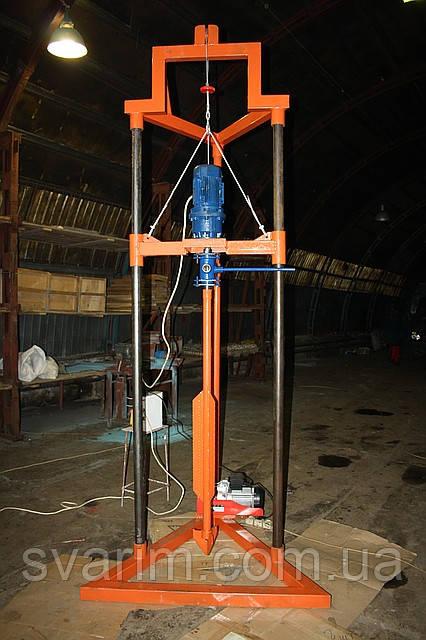 Малогабаритная буровая установка 60м
