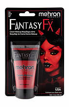 MEHRON Грим на водной основе Fantasy FX,  Red (Красный), 30 мл