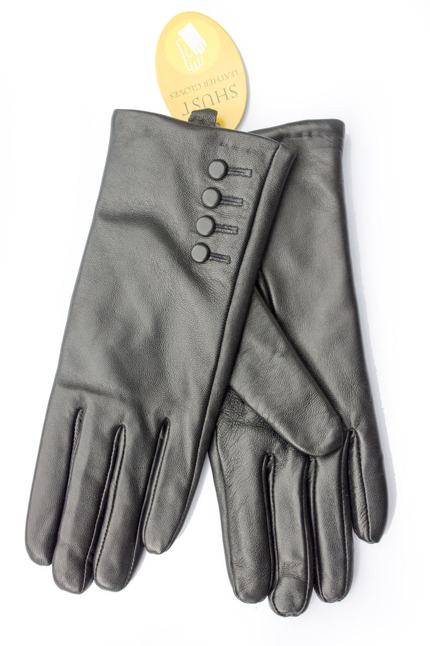 Женские кожаные перчатки 789s2