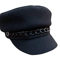 Бретонская кепка женская, размер: свободный размер