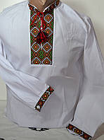 Детская  вышиванка (размер 110)