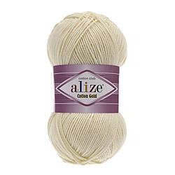 Пряжа Alize Cotton Gold № 1
