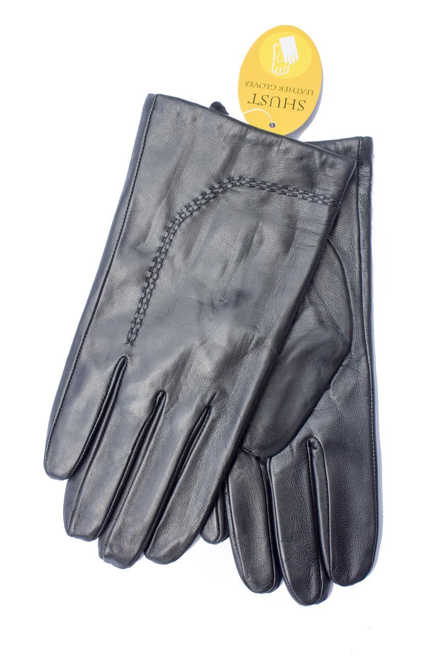 Мужские кожаные перчатки  826s2