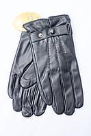 Мужские кожаные перчатки  827s2, фото 1