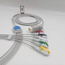 Кабель ЕКГ на 5 каналів для монітора пацієнта серії G