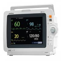 Монитор пациента iMEC10 укомплектован: TR SpO2, NIBP Adu, cad. ECG-5 lead
