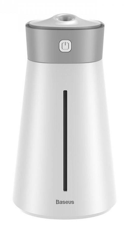 Увлажнитель воздуха BASEUS Slim Waist Humidifier + USB Лампа / Вентилятор Белый (DHMY-B02)
