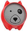Портативная акустика Baseus Q Dogz E06 Собачка Красный (NGE06-09), фото 2