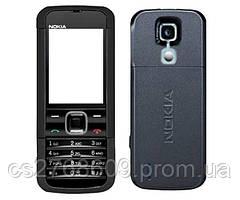 "Корпус ""High Copy"" Nokia 5000 Full (black) + клаві"