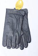 Мужские кожаные перчатки  828s1 Маленькие, фото 1