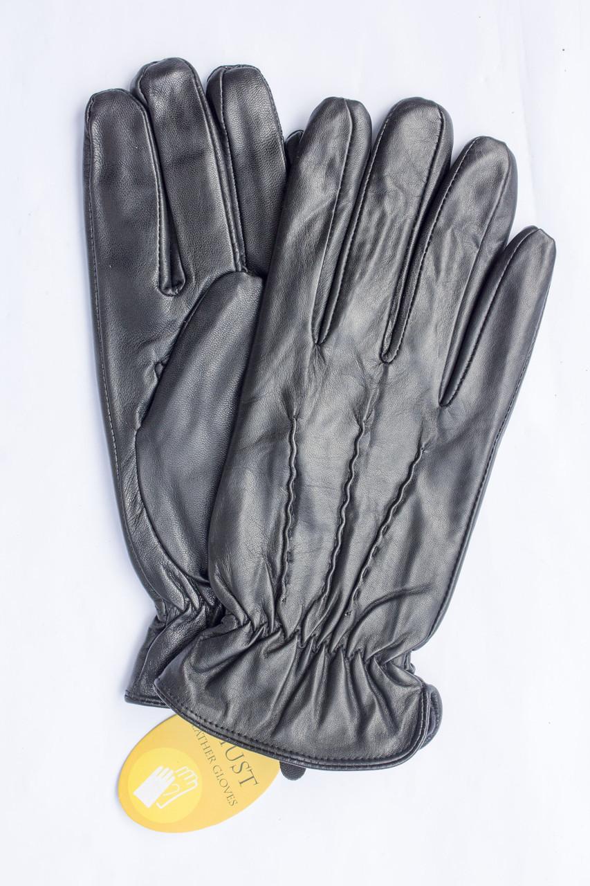 Мужские кожаные перчатки  831s1