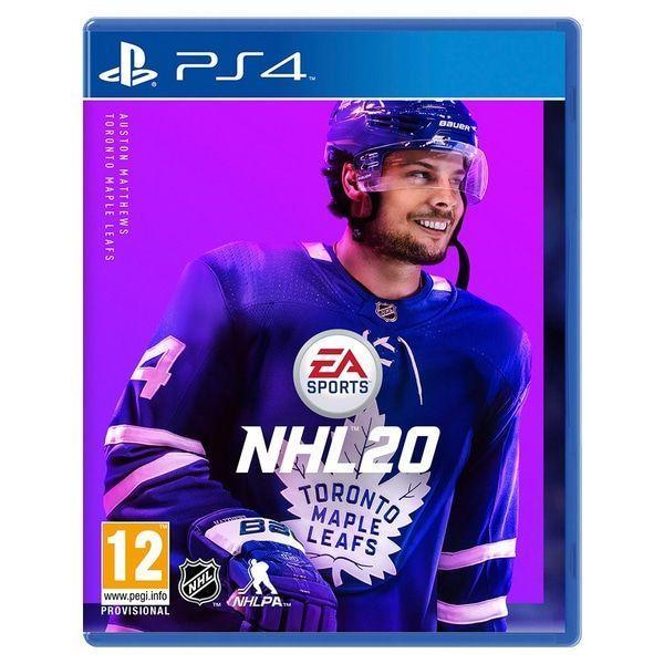 Игра PS4 NHL 20 для PlayStation 4