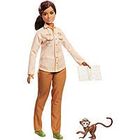Барби Исследовательница Зоолог