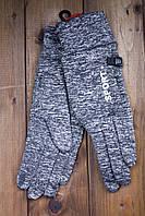 Женские перчатки серые Sport, фото 1