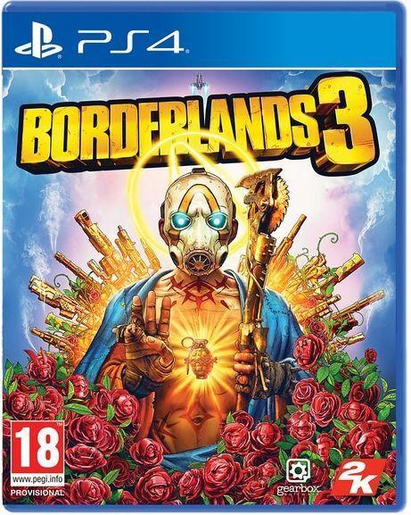 Игра PS4 Borderlands 3 для PlayStation 4